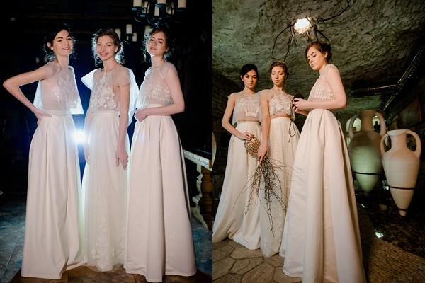"""Și-a croit o afacere de succes cu ajutorul UE! Marcela Moscovciuc, designerul ce creează rochii de mireasă """"luminoase"""" (Foto)"""