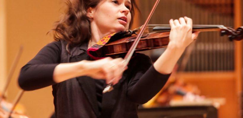 O violonistă moldoveancă a obținut Premiul Grammy pentru un album înregistrat în SUA