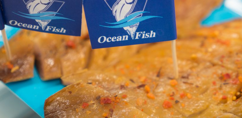 Orheienii pot vedea online din ce ocean vine peștele din magazin, dar și cum se fac produsele din pește