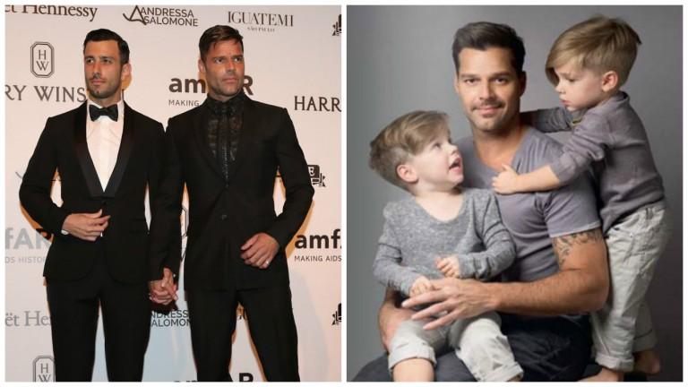 Ricky Martin s-a căsătorit cu iubitul său! Vedeta a făcut anunțul oficial