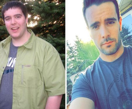 Au demonstrat că se poate! 10 oameni care s-au schimbat drastic (Foto)