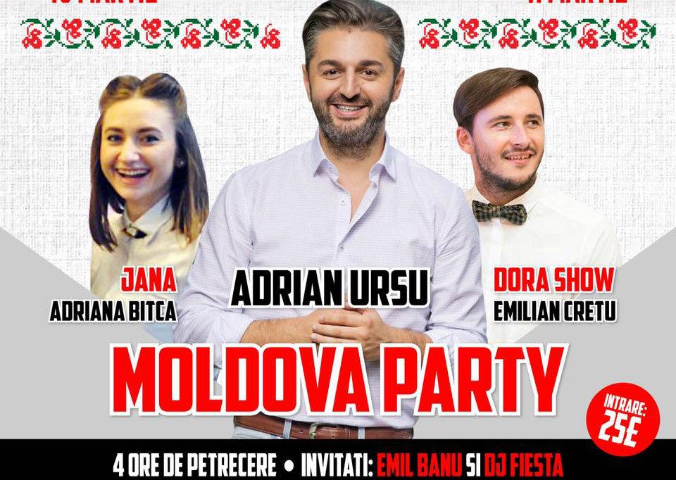 Adrian Ursu Dora și Jana Vor Distra Moldovenii Din Anglia Eamd