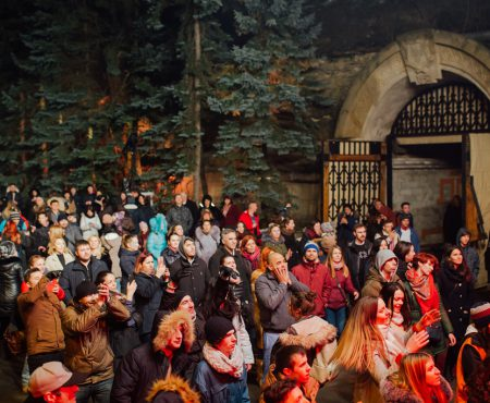 Un spectacol unic la Underland Fest 2018 – singurul festival subteran din lume!