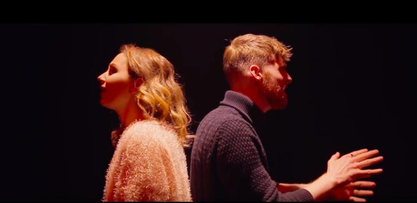 O duet romantic și nebunatic vrea să cucerească publicul în finala Selecției Naționale pentru Eurovision 2018 (Video)