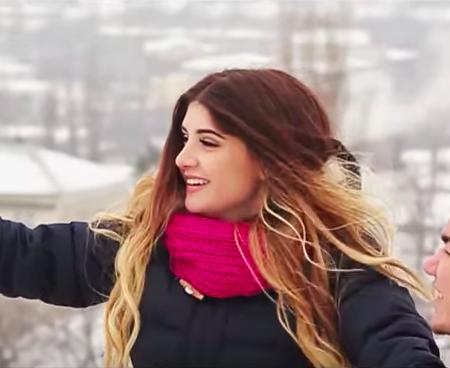 """""""Paleta Dragostei"""" – un scurtmetraj emoționant despre cele trei culori ale iubirii, creat de un grup de studenți entuziaști (Video)"""
