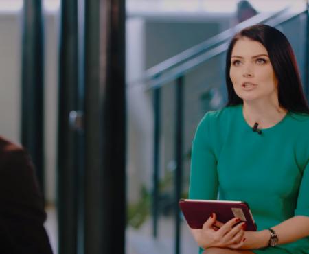 """Iolanta Mura pleacă în Kyrgyzstan? Ce declarație a făcut la emisiunea """"Business Insider"""""""