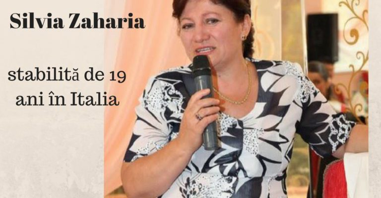 O moldoveancă stabilită în Italia, desemnată de UNICEF cel mai bun voluntar al anului 2014! Cunoașteți-o pe Silvia Zaharia