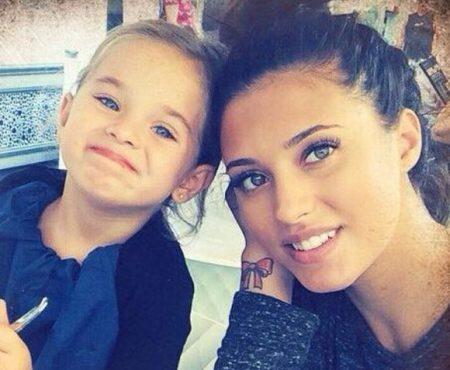 Revedere emoționantă! Antonia a plecat în Italia la fetița sa, Maya (Foto)
