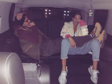 Keti Topuria și rapperul Guf nu se mai ascund! Prima poza împreună