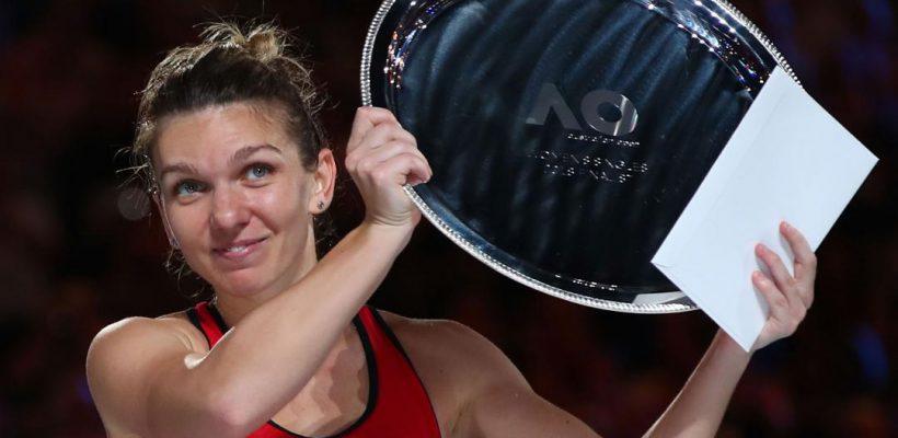Simona Halep va renunța la tenis când va deveni mamă!