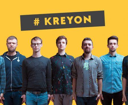 """Hy No Rock aduce ultima ediție a acestui proiect, cu și despre Echipa Kreyon: """"Suntem toți nenormali"""" (Video)"""