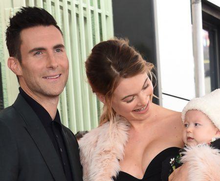 Adam Levine și Behati Prinsloo au devenit părinți pentru a doua oară. Ce nume i-au pus copilului