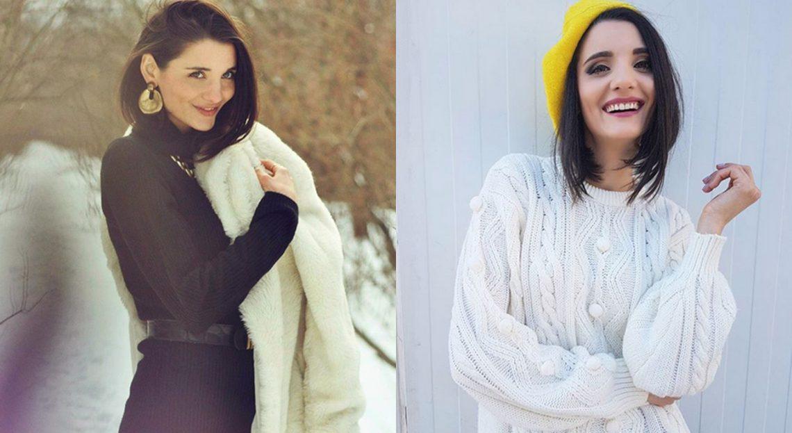 7 outfituri de iarnă marca Lilu! Inspiră-te de la EA pentru a te îmbrăca cu stil în sezonul rece (FOTO)