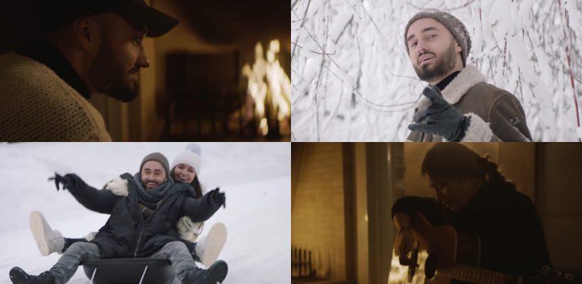 Rapperul MOT celebrează dragostea printr-un videoclip de poveste! S-a filmat din nou alături de soția sa