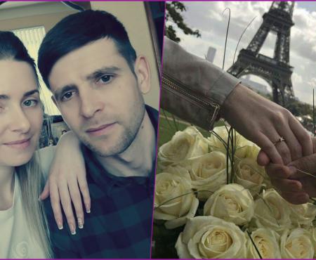 """Cerere în căsătorie inedită la Paris! Olga: """"Ceea ce am trăit a depășit așteptările mele"""""""