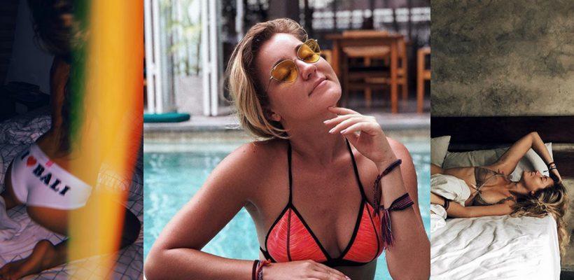Olia Stepanenco a pozat nud pe Instagram! Imaginile cu care stilista și-a surprins urmăritorii