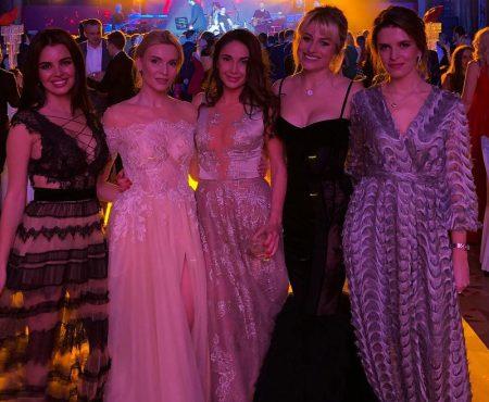 "Natalia Gordienko și Olia Tira în rochii spectaculoase la ""Balul Iubirii"" (Foto)"