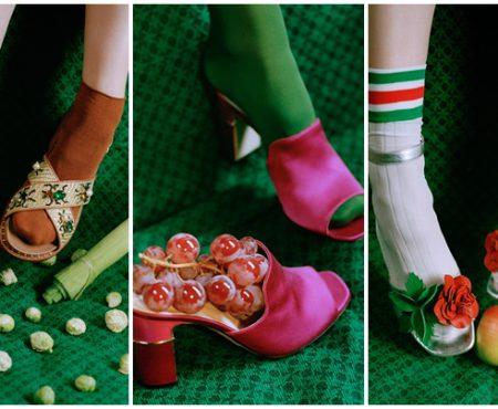 Noul trend: se poartă pantofi cu ciorapi colorați. Cele mai bune combinații (Foto)