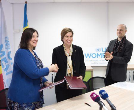 UN Women își extinde activitatea în Republica Moldova pe trei domenii esențiale, legate de femei