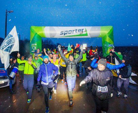 Au alergat zi și noapte timp de 3 zile! Află cum a decurs ultra-maratonul Rubicon