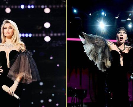Bătălia stilului! Vera Brejneva și Lady Gaga în aceeași rochie (Foto)