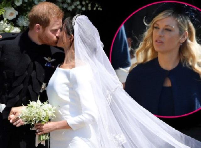 Fosta Iubită A Prințului Harry A Fost La Nunta Regală Reacția Ei în