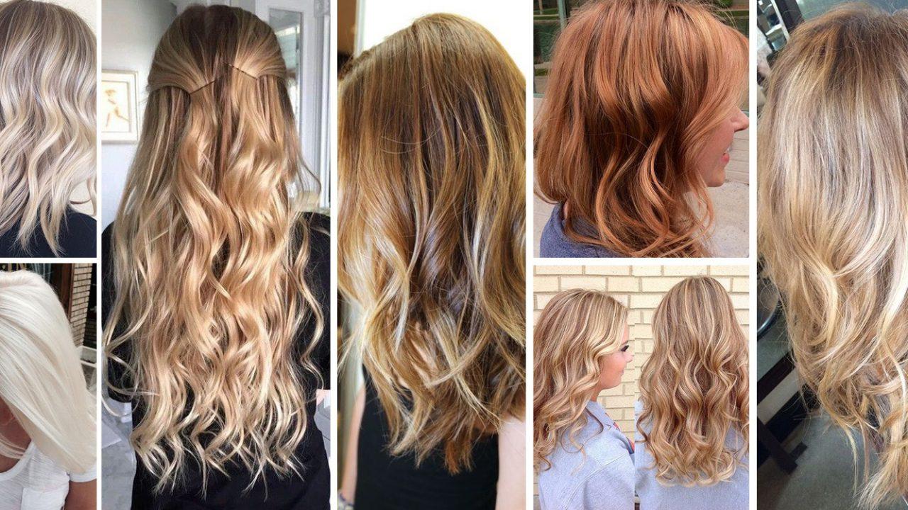 Părul Blond Nu Mai Este în Vogă Află Care Este Nuanța Din Toamna