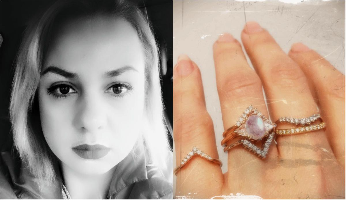 Ai Visat Un Inel Simplu Cu Diamante O Verighetă Cristina Costov