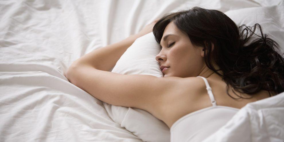 poziția de somn pentru a pierde burta gras)
