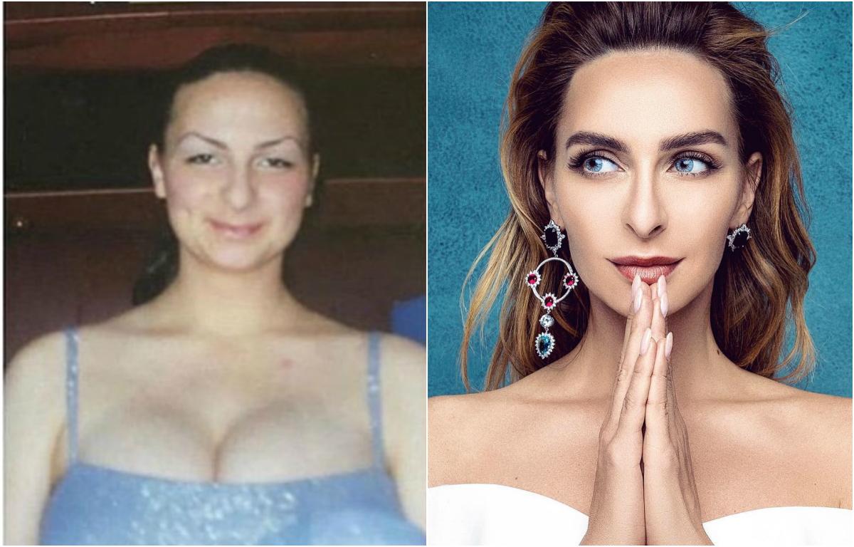 Ekaterina Varnava a trecut printr-o schimbare incredibilă