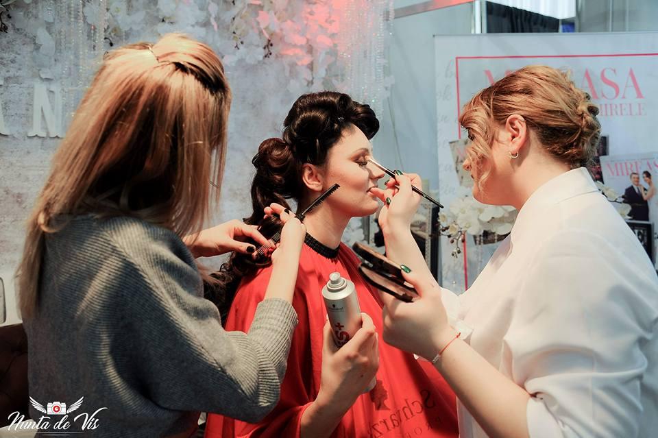 Make Up Artista și Hair Stilista Cristina Gliciuc Pune Punctele Pe I