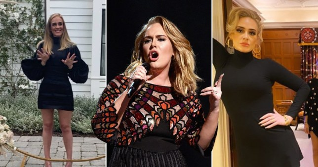 Adele a inceput 2020 cu nou look: cum a slabit vedeta 45 de kilograme