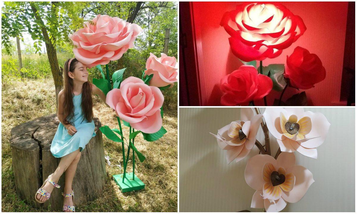 trandafiri pe penisuri