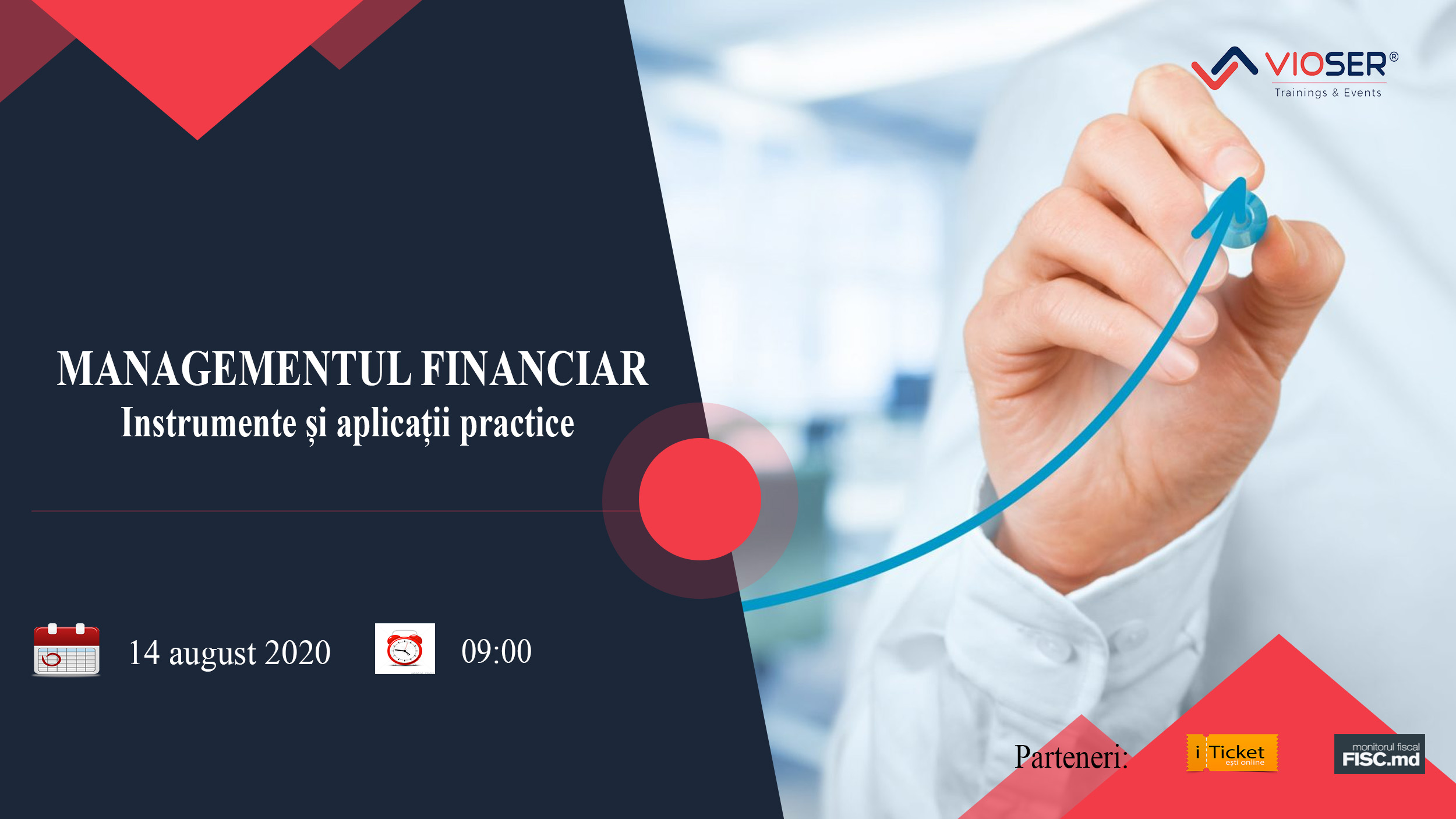 opțiuni de management financiar